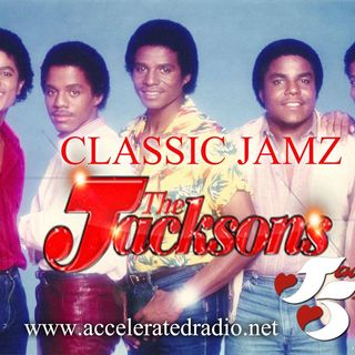 Classic Jamz *J-5 / Jacksons Tribute* 9-15-18