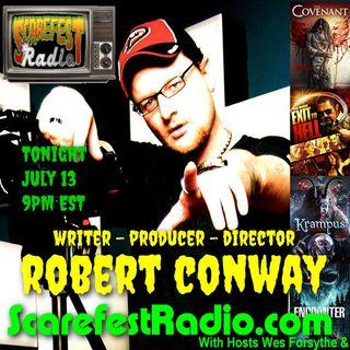 Robert Conway SF11 E33
