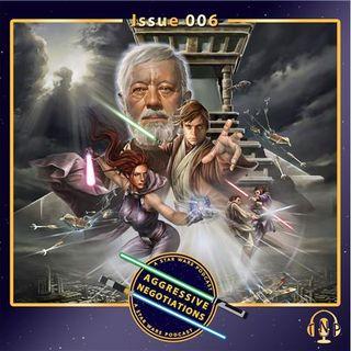 Issue 006: Jedi Power Battles