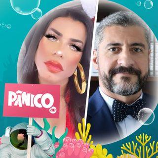 PÂNICO - 05/03/2021 - Karen Kardasha e Bruno Garschagen