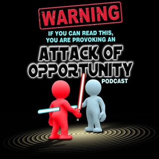Attack Of Opportunity: Interviews (Roll Like A Girl) Actual Play podcast