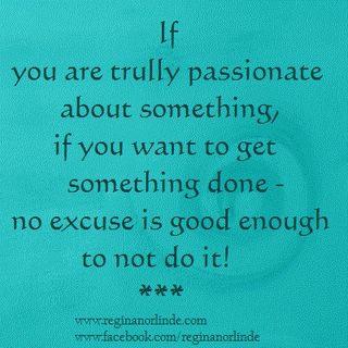 no excuse is good enough...