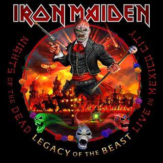 """Rock Vibrations Podcast - EP1 (Primeira Parte): Bate papo sobre o novo álbum ao vivo do Iron Maiden, """"Nights Of The Dead"""""""
