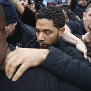 Jussie Smollett Arrested for Faking the attack on himself