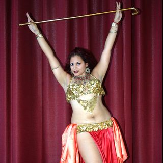 Hot Belly Dance - Drum Solo