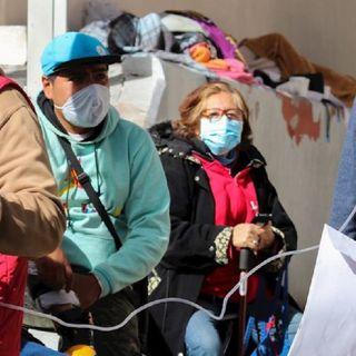 México suma 204 mil 147 muertes por Covid-19