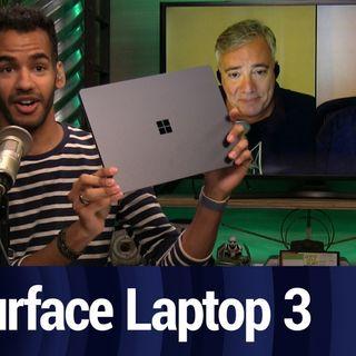 Surface Laptop 3 Unboxing | TWiT Bits