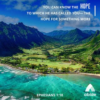 Hope for Something More