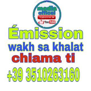 Emission Wakh Sa Khalat Chiamati 39 3510263160