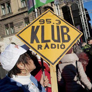 Klubradio sfida Victor Orban