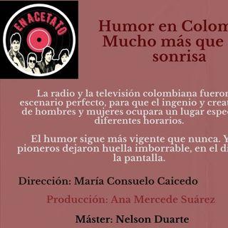 Colombia, talento para el humor