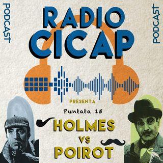 Radio CICAP presenta: Holmes vs. Poirot