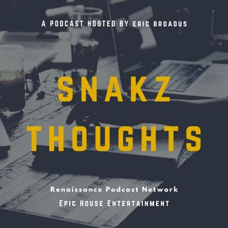 Snakz Thoughts Mixdown