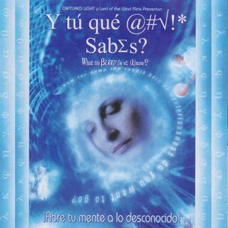 "Taller de película ""'Y Tu Que Sabes!? - (What The Bleep Do We Know?)"" con David Hoffmeister"