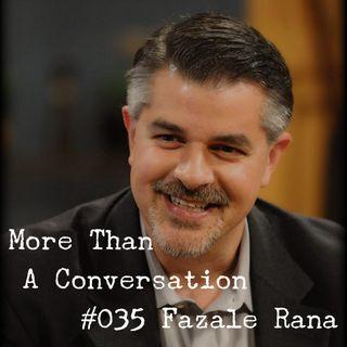 #035 Fazale Rana, biochemist