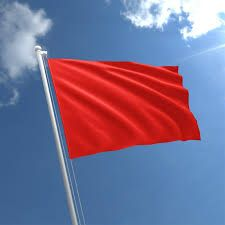 Don't Be Fooled By The Red Flag