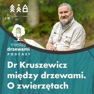 Między Drzewami Extra: Dr Andrzej Kruszewicz o zwierzętach. ŻUBR