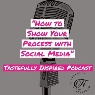 How to Show Your Process with Social Media with Designer Elizabeth Scruggs