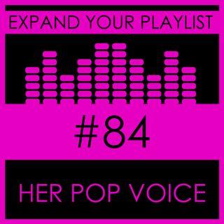 #84: Her Pop Voice
