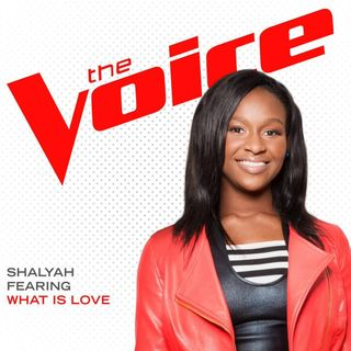 Shalyah Fearing From The Voice On NBC