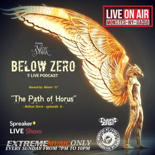 BELOW ZERO - THE PATH OF HORUS