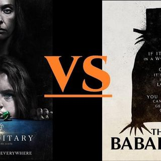Hereditary & The Babadook