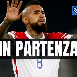 Calciomercato Inter, Vidal via come Nainggolan e Joao Mario?