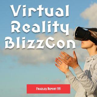 Virtual Reality BlizzCon