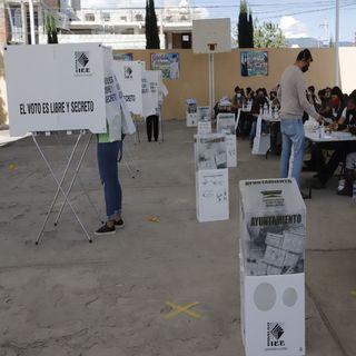 Inicia cierre de casillas en Hidalgo y Coahuila