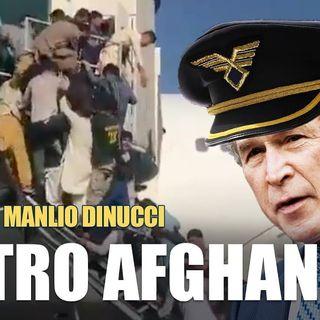 """Manlio Dinucci: """"Gli Stati Uniti hanno trascinato l'Italia nell'inferno afghano"""""""
