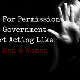 Stop Asking For Permission