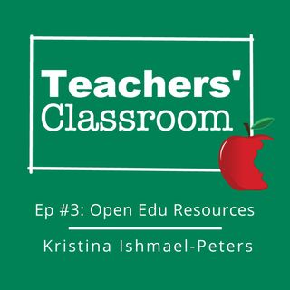 Open Education Resources with Kristina Ishmael