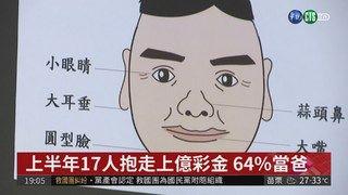 20:19 億萬得主揭秘 最旺面相:小眼.蒜頭鼻 ( 2018-08-08 )