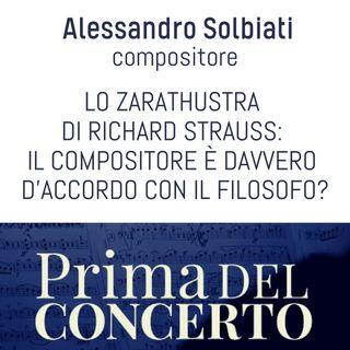 Lo Zarathustra di Richard Strauss: il compositore è davvero d'accordo con il filosofo?