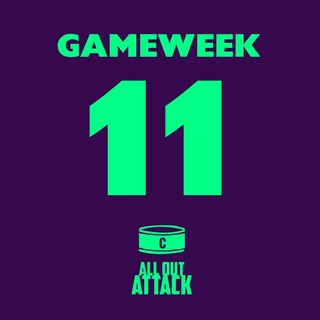 Gameweek 11: Vardy Party, Arsenal Analysis & Salah Is Back... Right?
