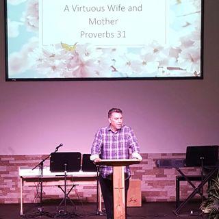Pastor Joe Mother's Day Sermon 2020