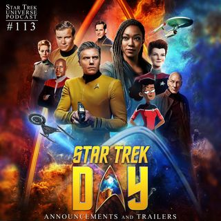Star Trek Day 2021 | Trailers and Announcements