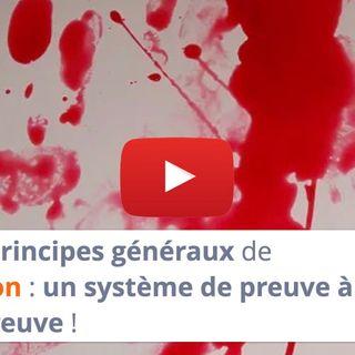 #125 - 9 Principes généraux de prévention : un système de preuve à toute épreuve !