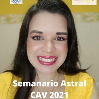 Semanario Astral CAV Febrero 2021 Semana 05