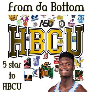 5 star to HBCU