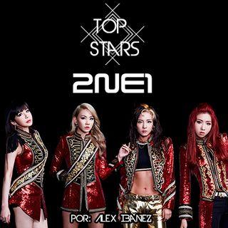 #9 Top Stars - 2NE1