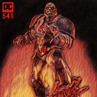 Darkseid is the Man + News