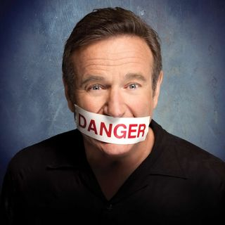 Robin Williams (What you're thinking)
