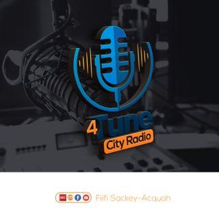 Episode 89- 4TUNE CITY RADIO