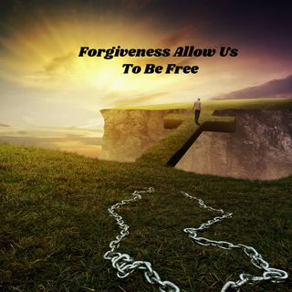 Remove The Burdens Of The Past With Forgiveness