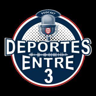 """Deportes entre 3 """"El PodCast"""" (Episodio 2)"""