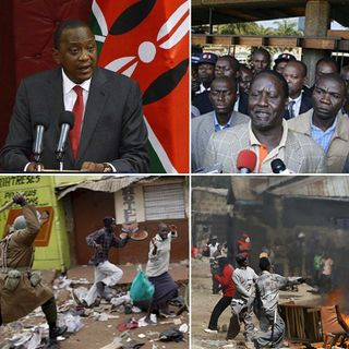A Fresh Vote: Kenya's Uncertainty And The Integrity Of International Observers.