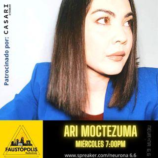 Faustópolis al aire con Ari Moctezuma