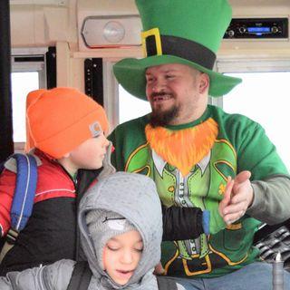 Chris Stetson - School Bus Driver