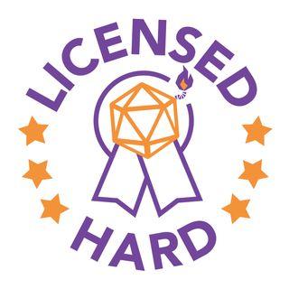 Licensed Hard - Jurasic Park Danger